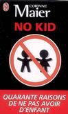 No kid -   -  - 9782290007532