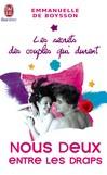 Nous deux entre les draps -  Boysson Emmanuelle de -  - 9782290010068