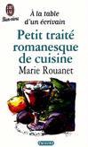 Petit traité romanesque de cuisine -   -  - 9782290071595