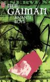 Anansi boys - Neil Gaiman -  - 9782290352847