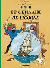 Le Secret de la Licorne (en bruxellois) -  Hergé - 9030327456 - 9789030327455