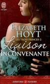 Liaison inconvenante - Elizabeth  Hoyt  -  - 9782290009888