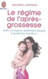 Le régime de l'après-grossesse -   -  - 9782290017449