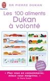 Les 100 aliments Dukan à volonté -   -  - 9782290022986
