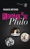 Rock'n philo - Francis Métivier -  - 9782290110287