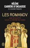 Les Romanov - Hélène  Carrère d'Encausse -  - 9782290086025