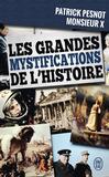 Les grandes mystifications de l'histoire -   -  - 9782290106464