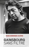 Gainsbourg sans filtre -   -  - 9782290123690