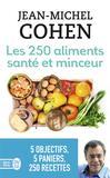 Les 250 aliments santé et minceur -   -  - 9782290124208