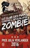 Le club des punks contre l'apocalypse zombie -   -  - 9782290149737