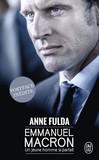 Emmanuel Macron, un jeune homme si parfait - Anne Fulda -  - 9782290155226