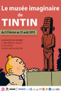 Exposition Tintin au Musée en Herbe